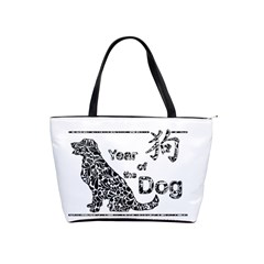 Year Of The Dog   Chinese New Year Shoulder Handbags