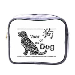 Year Of The Dog   Chinese New Year Mini Toiletries Bags