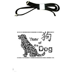 Year Of The Dog   Chinese New Year Shoulder Sling Bags