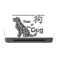 Year Of The Dog   Chinese New Year Memory Card Reader With Cf