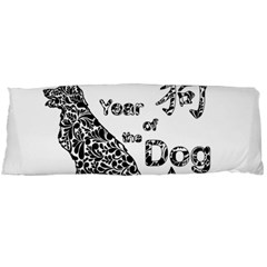 Year Of The Dog   Chinese New Year Body Pillow Case Dakimakura (two Sides)