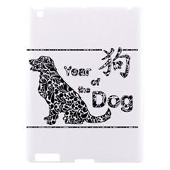 Year Of The Dog   Chinese New Year Apple Ipad 3/4 Hardshell Case