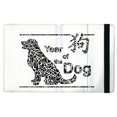 Year Of The Dog   Chinese New Year Apple Ipad 3/4 Flip Case