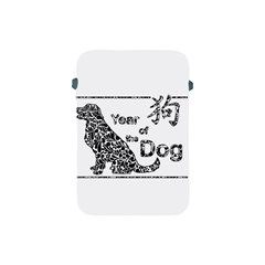 Year Of The Dog   Chinese New Year Apple Ipad Mini Protective Soft Cases