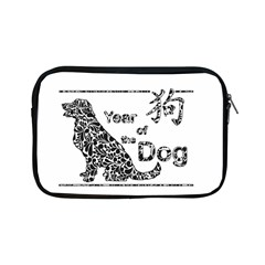 Year Of The Dog   Chinese New Year Apple Ipad Mini Zipper Cases
