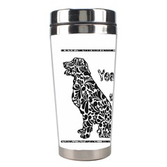 Year Of The Dog   Chinese New Year Stainless Steel Travel Tumblers