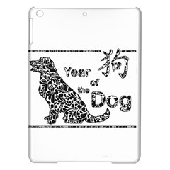 Year Of The Dog   Chinese New Year Ipad Air Hardshell Cases