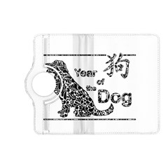 Year Of The Dog   Chinese New Year Kindle Fire Hd (2013) Flip 360 Case