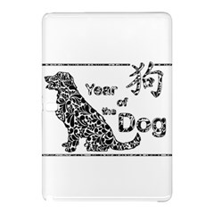 Year Of The Dog   Chinese New Year Samsung Galaxy Tab Pro 10 1 Hardshell Case