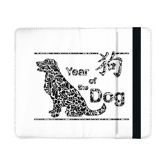 Year Of The Dog   Chinese New Year Samsung Galaxy Tab Pro 8 4  Flip Case