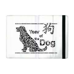 Year Of The Dog   Chinese New Year Ipad Mini 2 Flip Cases