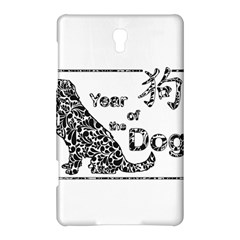 Year Of The Dog   Chinese New Year Samsung Galaxy Tab S (8 4 ) Hardshell Case