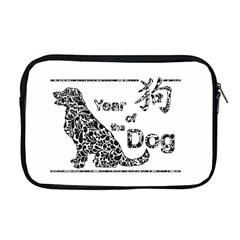 Year Of The Dog   Chinese New Year Apple Macbook Pro 17  Zipper Case