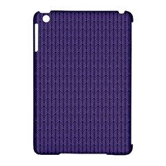 Color Of The Year 2018   Ultraviolet   Art Deco Black Edition Apple Ipad Mini Hardshell Case (compatible With Smart Cover)