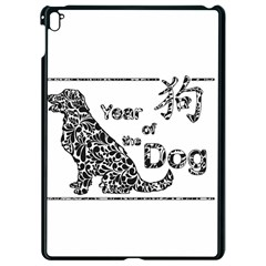 Year Of The Dog   Chinese New Year Apple Ipad Pro 9 7   Black Seamless Case