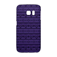 Color Of The Year 2018   Ultraviolet   Art Deco Black Edition Galaxy S6 Edge