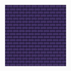 Color Of The Year 2018   Ultraviolet   Art Deco Black Edition Medium Glasses Cloth (2 Side)