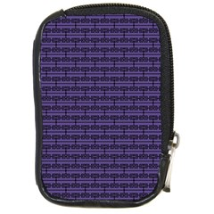Color Of The Year 2018   Ultraviolet   Art Deco Black Edition Compact Camera Cases