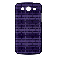 Color Of The Year 2018   Ultraviolet   Art Deco Black Edition Samsung Galaxy Mega 5 8 I9152 Hardshell Case