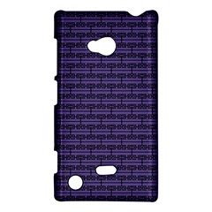 Color Of The Year 2018   Ultraviolet   Art Deco Black Edition Nokia Lumia 720
