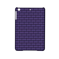 Color Of The Year 2018   Ultraviolet   Art Deco Black Edition Ipad Mini 2 Hardshell Cases