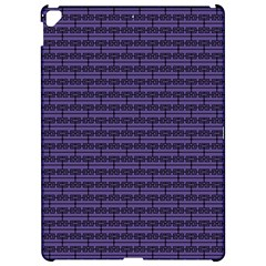 Color Of The Year 2018   Ultraviolet   Art Deco Black Edition Apple Ipad Pro 12 9   Hardshell Case