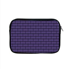 Color Of The Year 2018   Ultraviolet   Art Deco Black Edition Apple Macbook Pro 15  Zipper Case