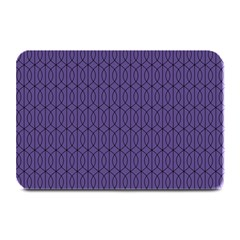 Color Of The Year 2018   Ultraviolet   Art Deco Black Edition 10 Plate Mats