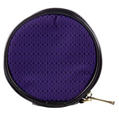 Color Of The Year 2018   Ultraviolet   Art Deco Black Edition 10 Mini Makeup Bags