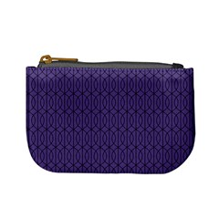 Color Of The Year 2018   Ultraviolet   Art Deco Black Edition 10 Mini Coin Purses
