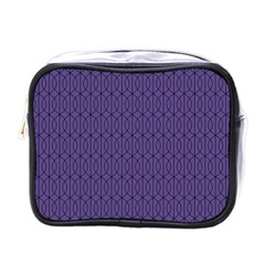 Color Of The Year 2018   Ultraviolet   Art Deco Black Edition 10 Mini Toiletries Bags
