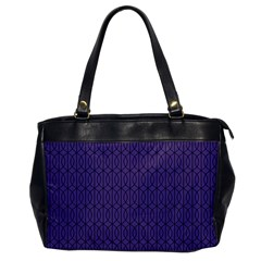 Color Of The Year 2018   Ultraviolet   Art Deco Black Edition 10 Office Handbags