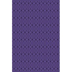 Color Of The Year 2018   Ultraviolet   Art Deco Black Edition 10 5 5  X 8 5  Notebooks