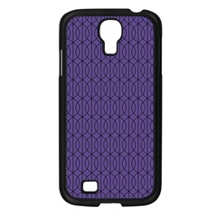 Color Of The Year 2018   Ultraviolet   Art Deco Black Edition 10 Samsung Galaxy S4 I9500/ I9505 Case (black)