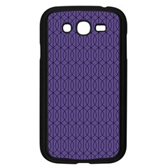 Color Of The Year 2018   Ultraviolet   Art Deco Black Edition 10 Samsung Galaxy Grand Duos I9082 Case (black)