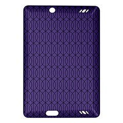 Color Of The Year 2018   Ultraviolet   Art Deco Black Edition 10 Amazon Kindle Fire Hd (2013) Hardshell Case