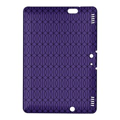 Color Of The Year 2018   Ultraviolet   Art Deco Black Edition 10 Kindle Fire Hdx 8 9  Hardshell Case