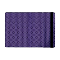 Color Of The Year 2018   Ultraviolet   Art Deco Black Edition 10 Ipad Mini 2 Flip Cases