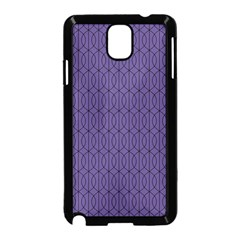 Color Of The Year 2018   Ultraviolet   Art Deco Black Edition 10 Samsung Galaxy Note 3 Neo Hardshell Case (black)