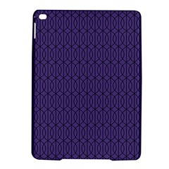 Color Of The Year 2018   Ultraviolet   Art Deco Black Edition 10 Ipad Air 2 Hardshell Cases