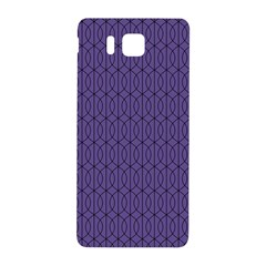 Color Of The Year 2018   Ultraviolet   Art Deco Black Edition 10 Samsung Galaxy Alpha Hardshell Back Case