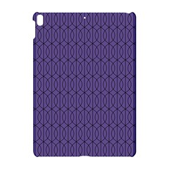 Color Of The Year 2018   Ultraviolet   Art Deco Black Edition 10 Apple Ipad Pro 10 5   Hardshell Case
