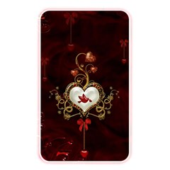 Wonderful Hearts With Dove Memory Card Reader