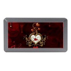 Wonderful Hearts With Dove Memory Card Reader (mini)