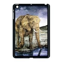 Elephant Apple Ipad Mini Case (black)