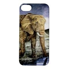 Elephant Apple Iphone 5s/ Se Hardshell Case
