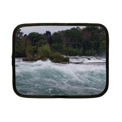 Sightseeing At Niagara Falls Netbook Case (small)
