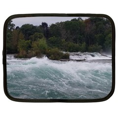 Sightseeing At Niagara Falls Netbook Case (xxl)