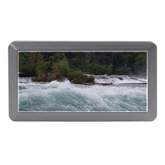 Sightseeing At Niagara Falls Memory Card Reader (mini)