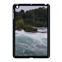 Sightseeing At Niagara Falls Apple Ipad Mini Case (black)